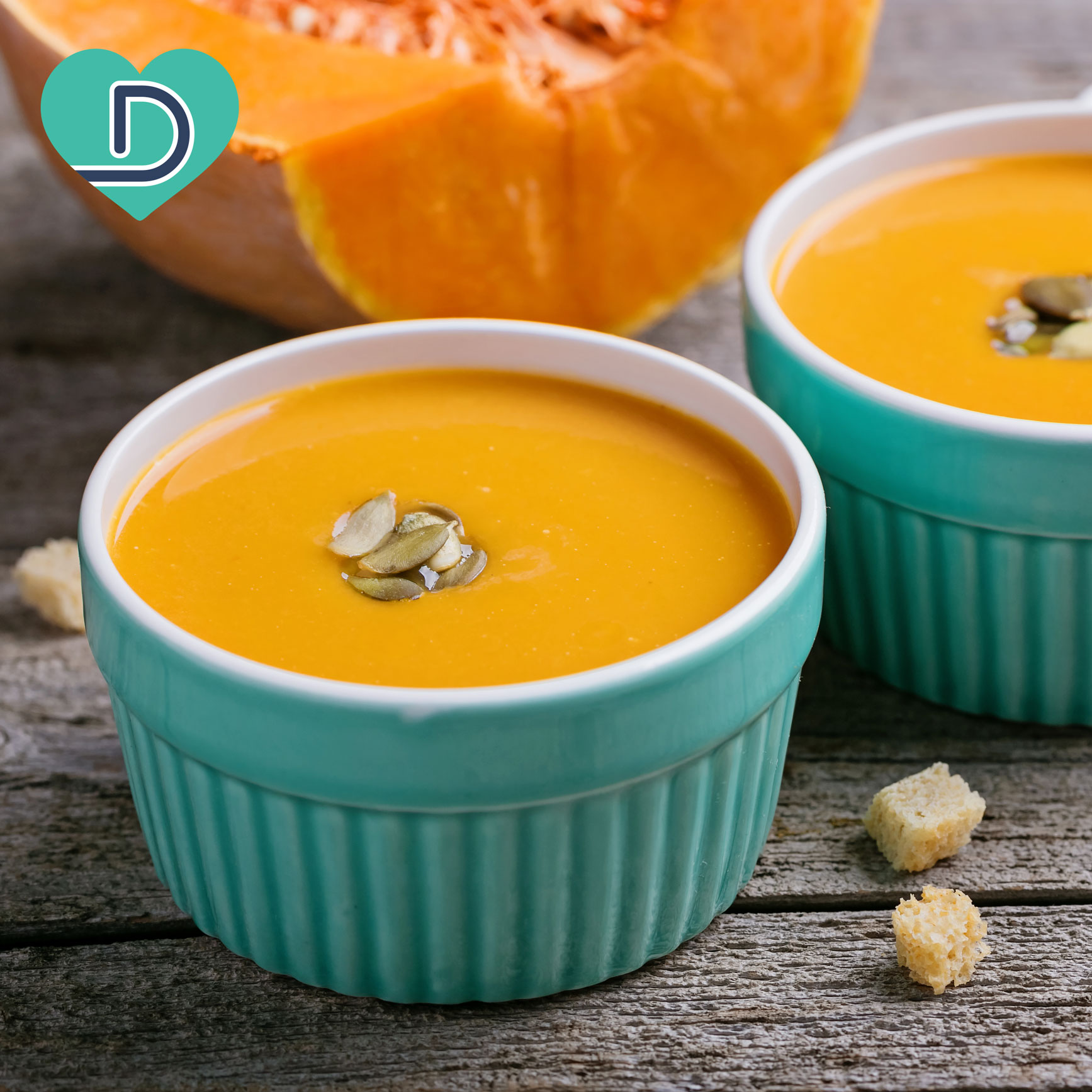 Dr. Dave's Ultimate Butternut Squash Soup