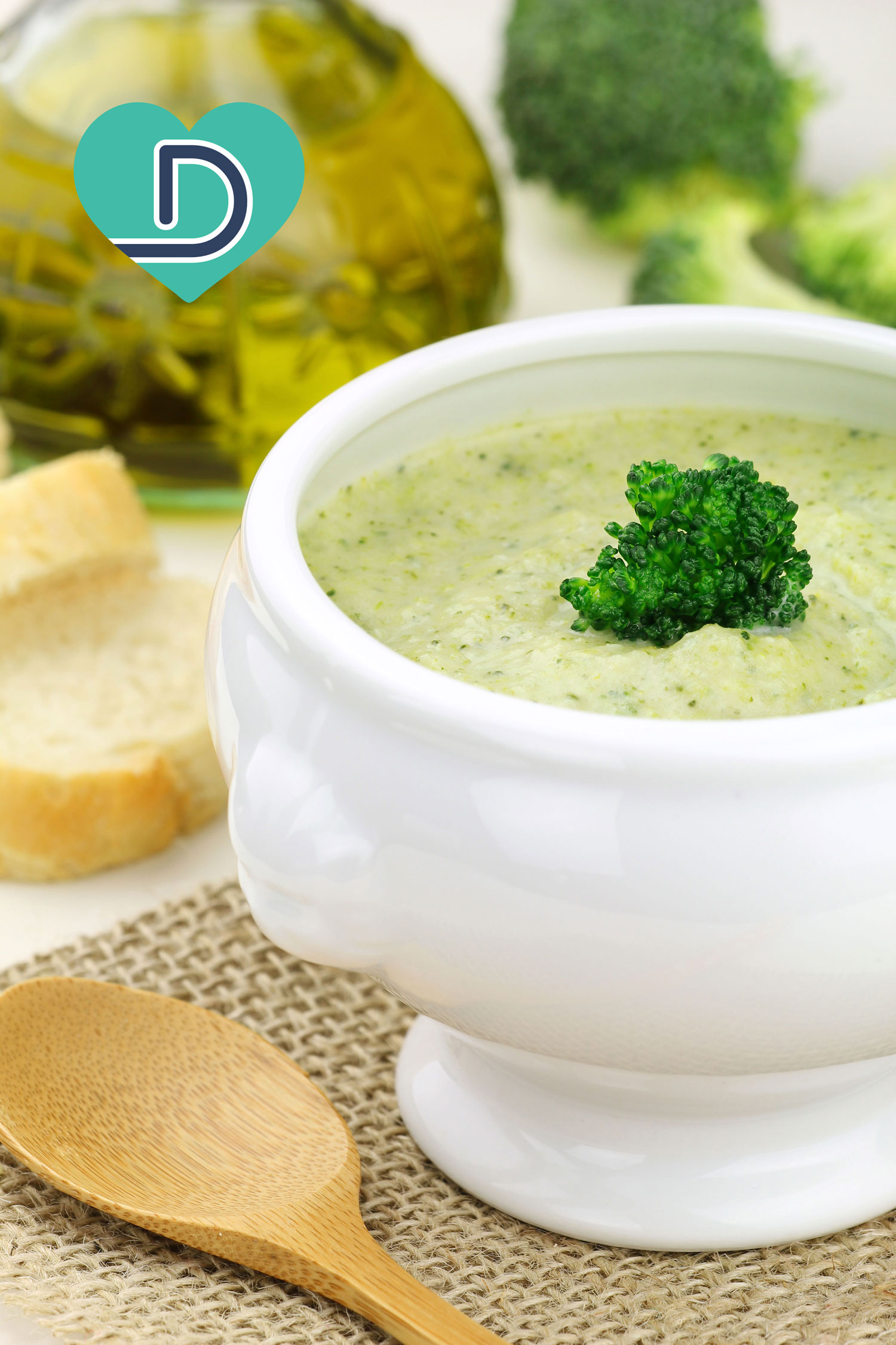 Dr. Dave's Broccoli Cauliflower Soup