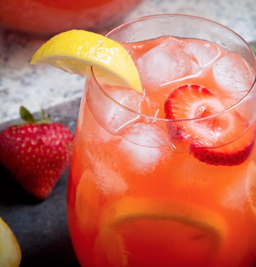 Dr. Dave's Favorite Sugar-Free Pink Lemonade