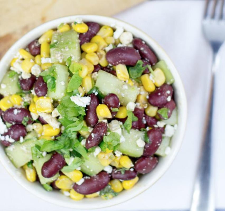 Dr. Dave's Favorite Kidney Bean Salad